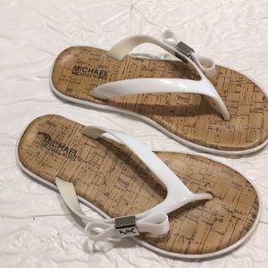 Little Girls michael kors slippers